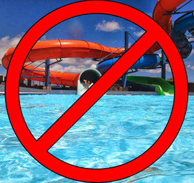 zamknięty aquapark koronawirus